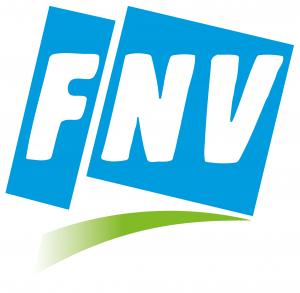 FNV vakbond logo